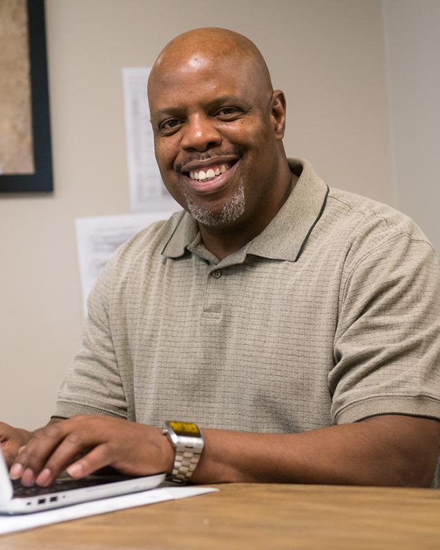 Reggie Wilson, LCSW