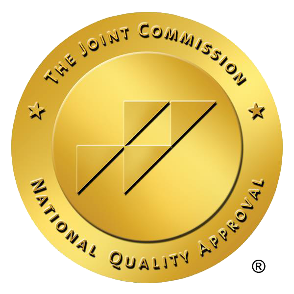 The Joint Commission logo that links to the Joint Commission homepage